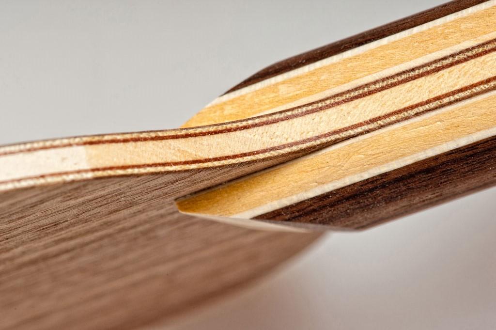 Table tennis bat