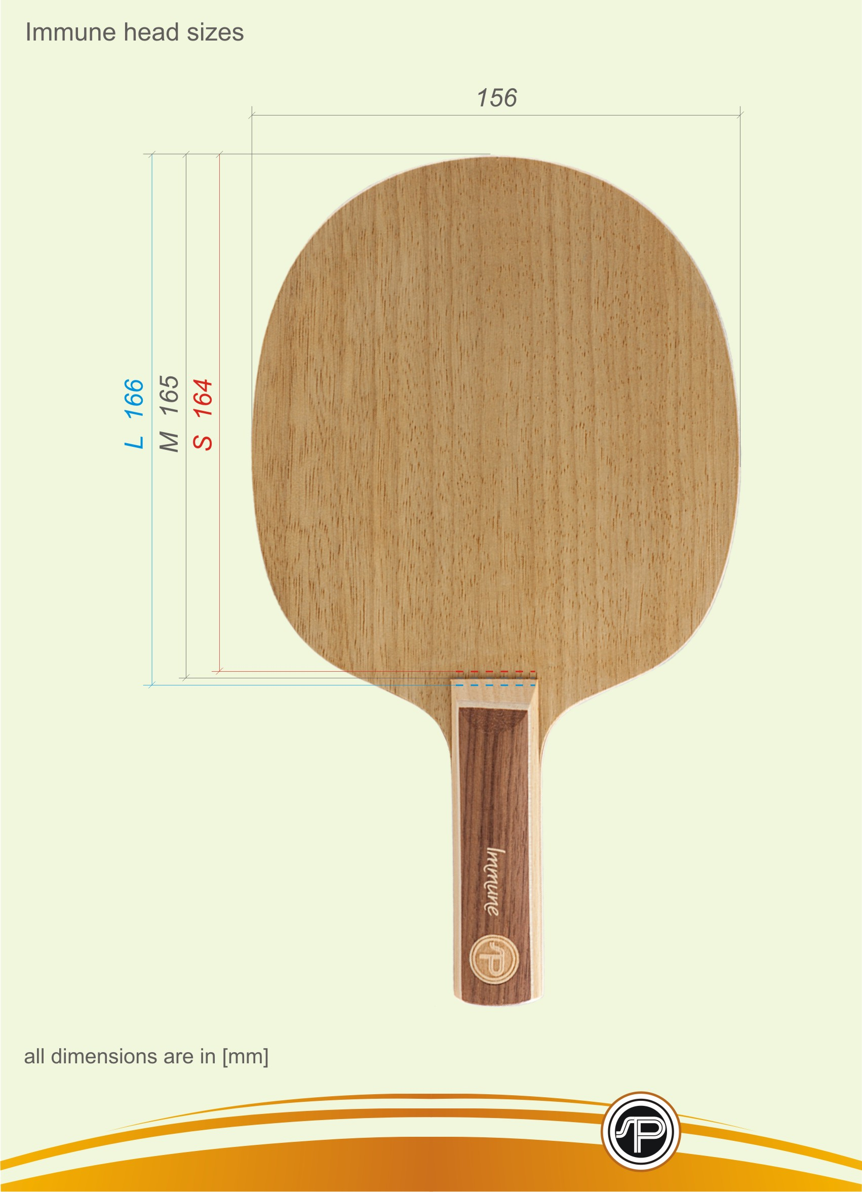 Premium Handmade Table Tennis Blades Table Tennis Blades
