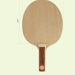 Table tennis blades head sizes
