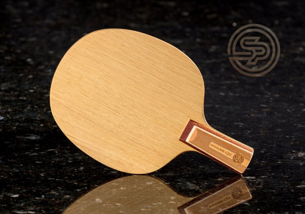 Immunbe OX pushblocker table tennis wood cpen